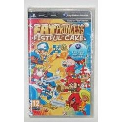 Fat Princess: Fistful of Cake PSP