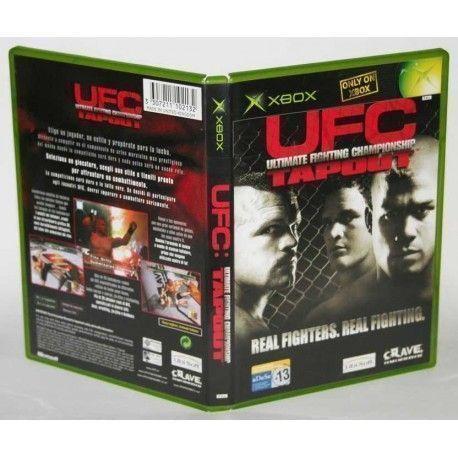 UFC: Tapout Xbox