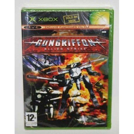 GunGriffon: Allied Strike Xbox
