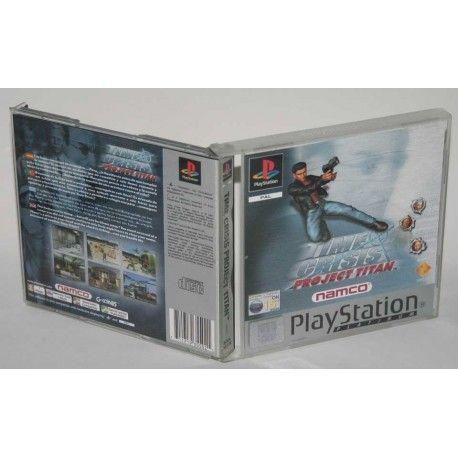Time Crisis Project Titan PS1
