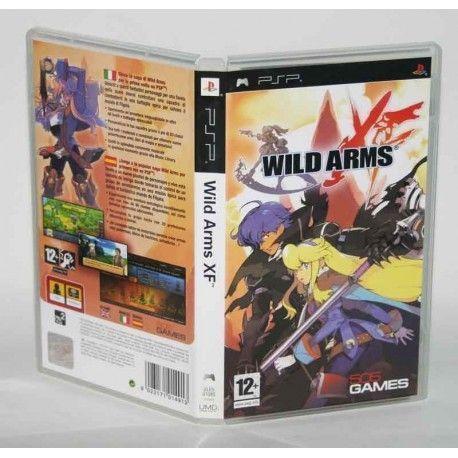 Wild Arms XF PSP