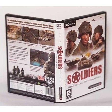 Soldiers: Heroes de la Segunda Guerra Mundial PC
