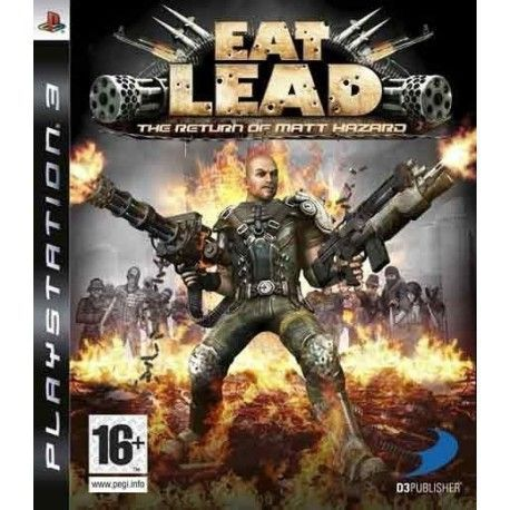 Eat Lead: The Return of Matt Hazard PS3