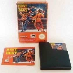 Best of the Best: Championship Karate NES