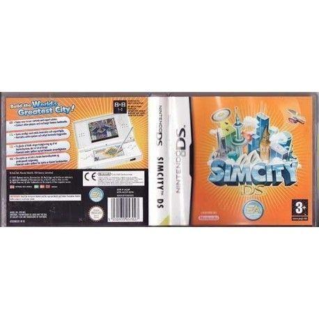 SimCity NDS
