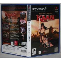 Kaan: Barbarian's Blade PS2