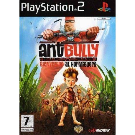 Ant Bully Bienvenido al Hormiguero PS2