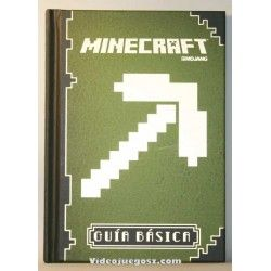 Guía básica (Minecraft 1) Tapa dura