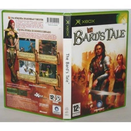 The Bard's Tale Xbox