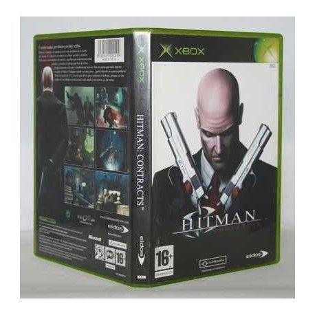Hitman: Contracts Xbox