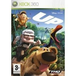 Disney Pixar UP Xbox 360
