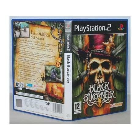 Black Buccaneer PS2
