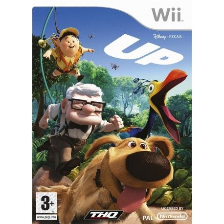 Disney Pixar UP Wii