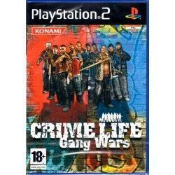 Crime Life: Gang Wars PS2