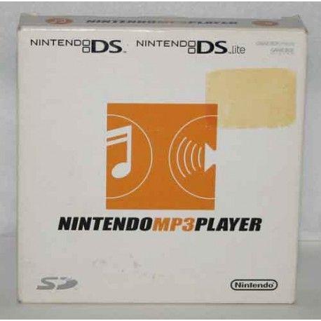 Nintendo MP3 Player NDS