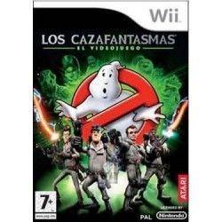 Los Cazafantasmas El videojuego Wii