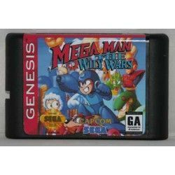Mega Man: The Wily Wars Megadrive