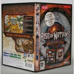 Rise of Nations Gold Edition PC