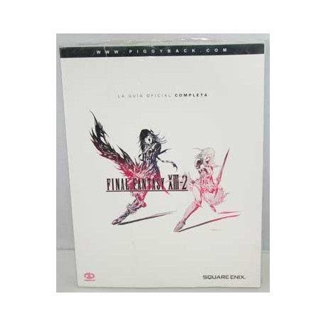 Final Fantasy XIII-2 - La Guía Oficial Completa