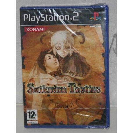 Suikoden Tactics PS2