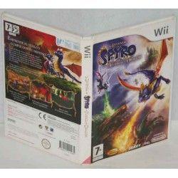 La leyenda de Spyro: la fuerza del dragón Wii