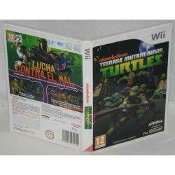 Teenage Mutant Ninja Turtles Wii