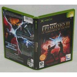 Star Wars: Episodio III la Venganza de los Sith Xbox