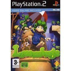 Lemmings PS2