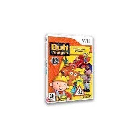 Bob y sus Amigos Festival de la Diversion Wii