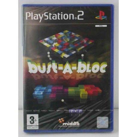 Bust-a-Bloc PS2