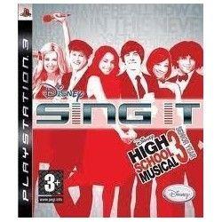 DISNEY SING IT: HIGH SCHOOL MUSICAL 3 PS3