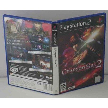Crimson sea 2 PS2