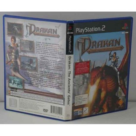 Drakan la Ancient's Gates PS2