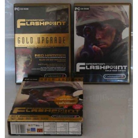 Operation Flashpoint Gold Edition PC