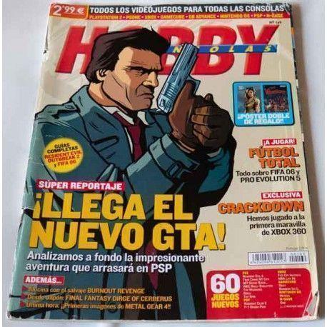 Revista Hobby Consolas nº 169