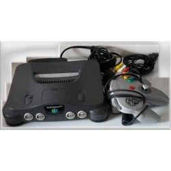 Videoconsola Nintendo 64