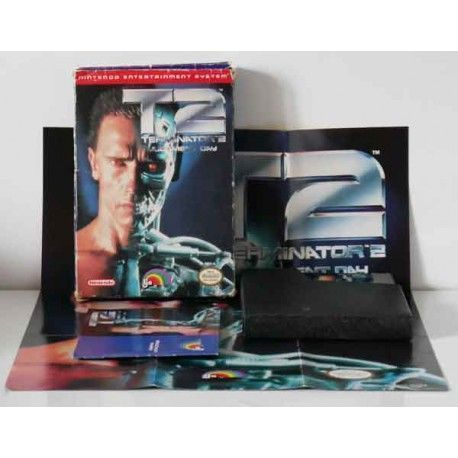 Terminator 2 Nes (NTSC USA)