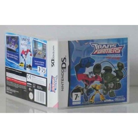 Transformers Animated the Game NDS