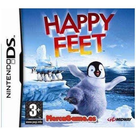 Happy Feet NDS