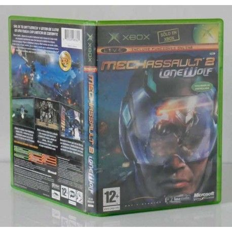 MECHassault 2 Lone Wolf XBOX