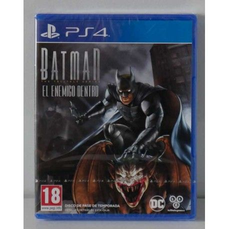 Batman: El Enemigo Dentro PS4