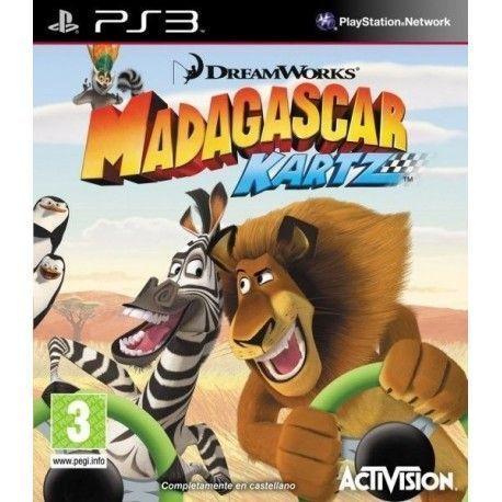 Madagascar Kartz PS3