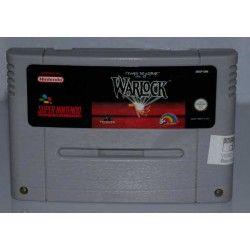 Beware the Ultimate Evil of Warlock Super Nintendo
