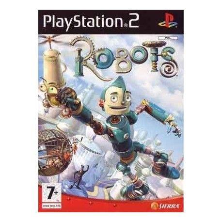 Robots PS2