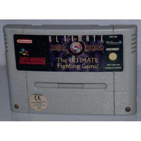Ultimate Mortal Kombat 3 Super Nintendo