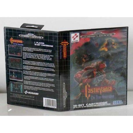 Castlevania: The New Generation Megadrive