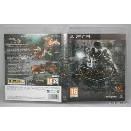 ArcaniA: The Complete Tale PS3