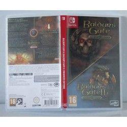 Baldur's Gate: Enhanced Edition Nintendo Switch