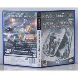 Medal of Honor European Assault PS2