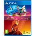 Aladdin And The Lion King PS4